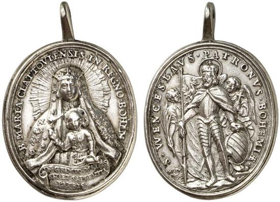 S.M. Klatovy (Bohemia) / San Juan Nepomuceno   Clatov10