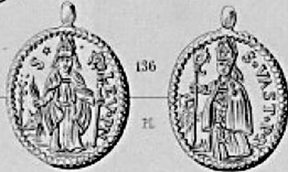 San Leu de Sens / San Vaast de Arras - MR(448) (R.M. SXVIII-O266) Vaast_10