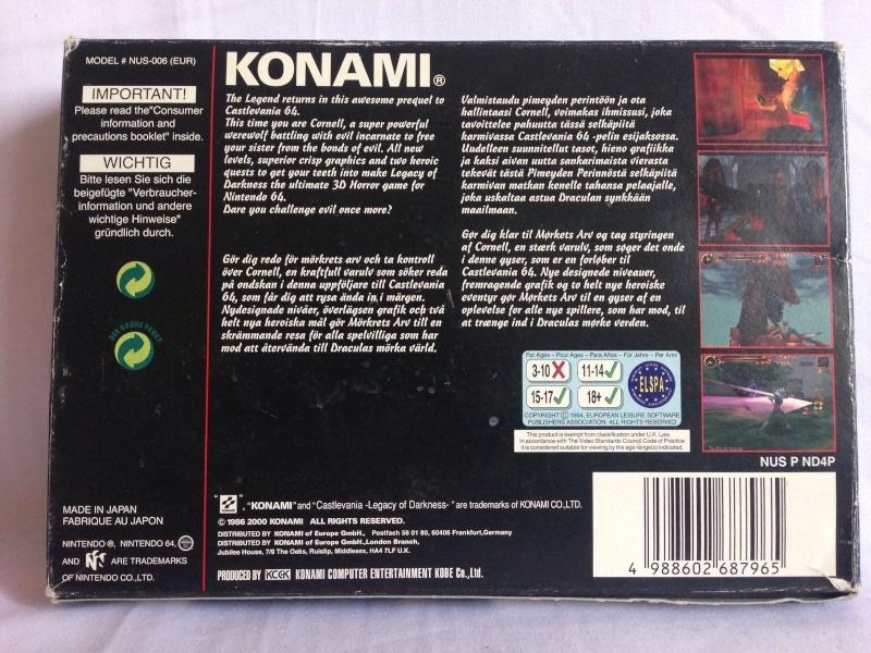 Nintendo 64 - Castlevania: Legacy of Darkness _5710