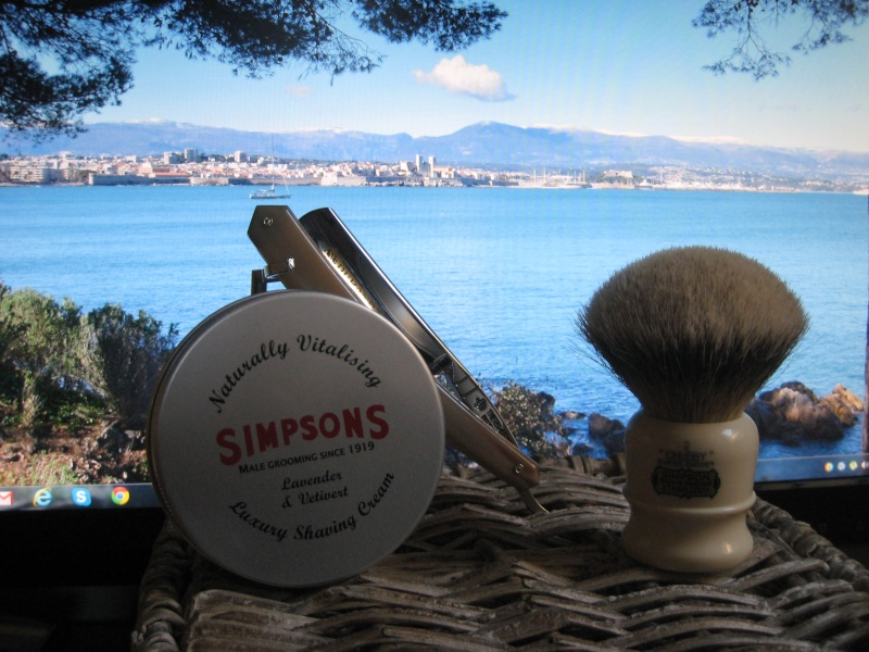 Crème Simpson (Simpson Luxury Cream) 01410