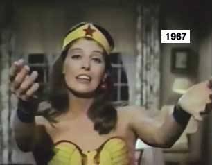 La première Wonder Woman 111