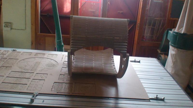 """chaise """"design"""" en CP Dsc00114"""