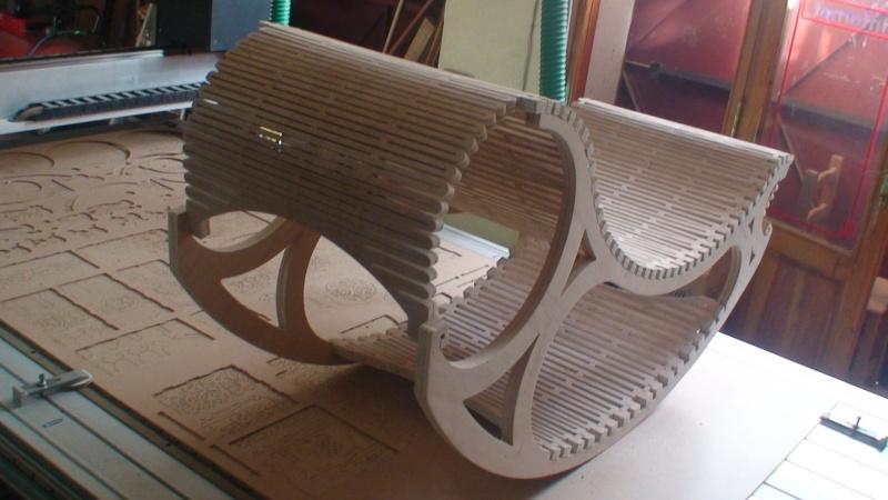 """chaise """"design"""" en CP Dsc00115"""