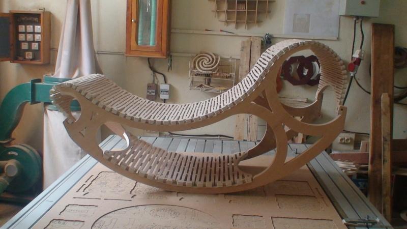"""chaise """"design"""" en CP Dsc00116"""