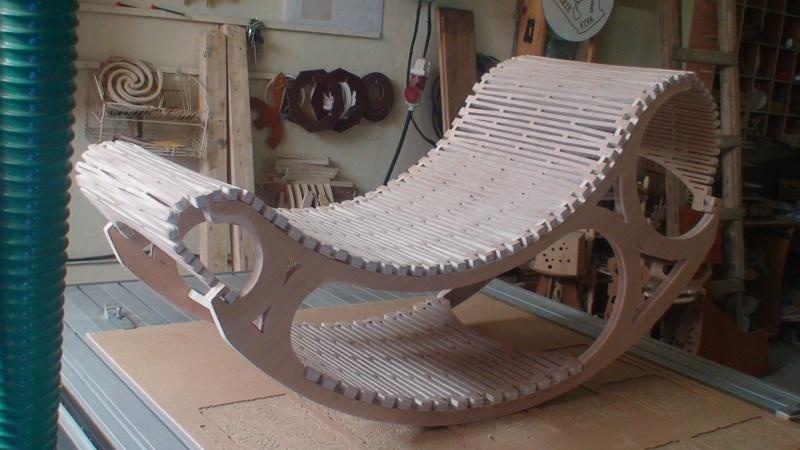 """chaise """"design"""" en CP Dsc00117"""