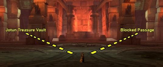 Temple de légion inférieur -  Groupe de 6 - Level 51+ 2411