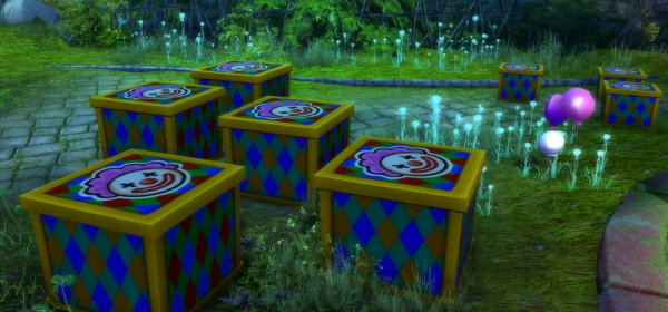 évènements Cirque de Rubikubi - Groupe de 2 à 6 - Level 30+ 2510