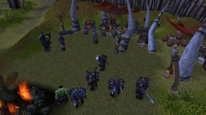 Campagne : L'ascension du clan Wowscr10