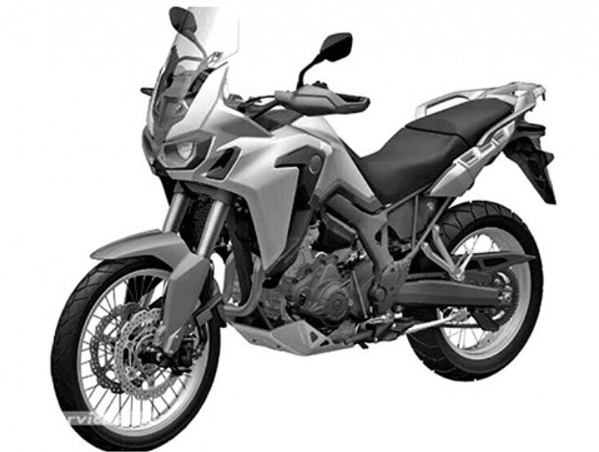 L'Africa Twin 1000 existera en version DCT At-3d10