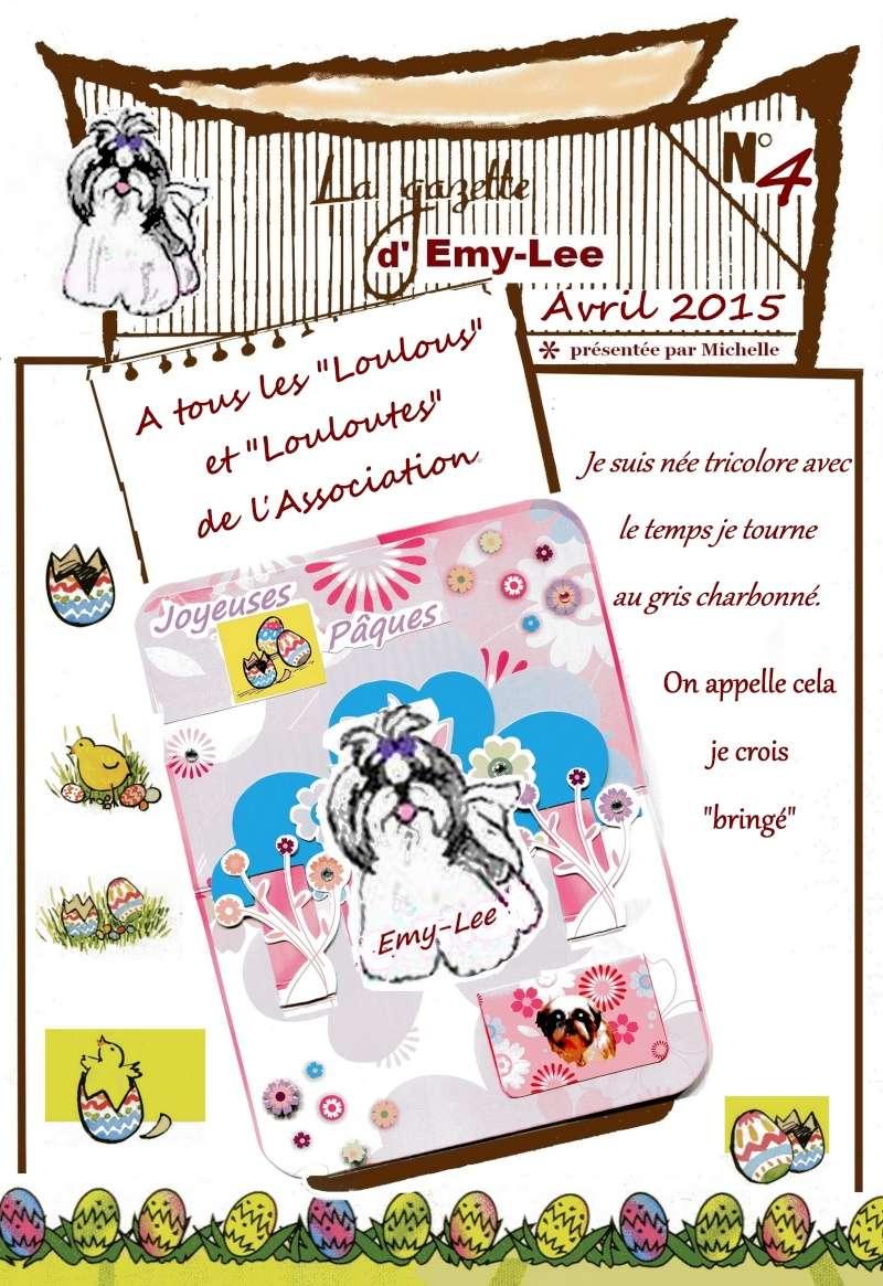 Emy-Lee, bientôt 5 ans, ex-reproductrice va apprendre le bonheur ! - Page 4 Emylee10