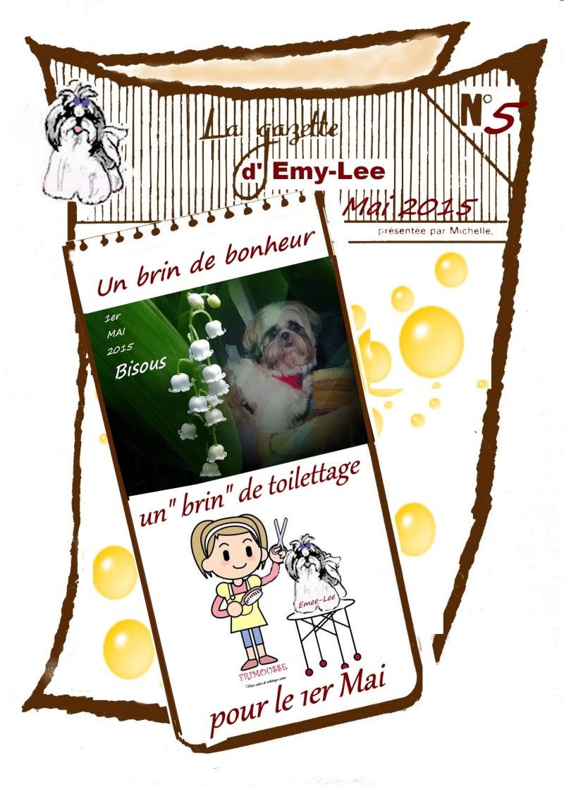 Emy-Lee, bientôt 5 ans, ex-reproductrice va apprendre le bonheur ! - Page 4 Gazett10
