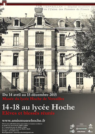 La ville de Versailles pendant la Grande Guerre 14-18-10