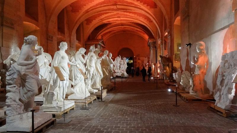 La 11e Nuit européenne des musées à Versailles  Dsc03410