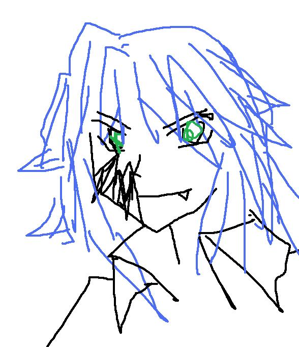 draw ur favrt cb in ms paint  Vestia10