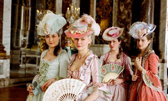 Marie-Antoinette ou l'éloge de la couleur ... Kirste10