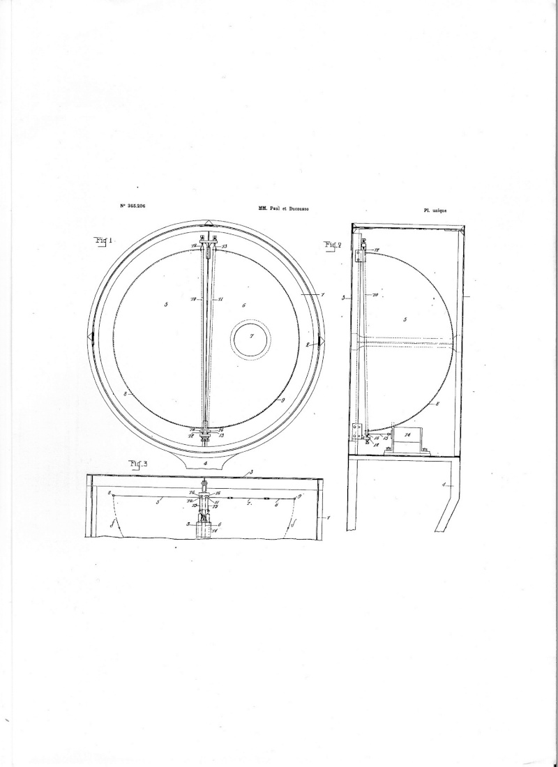 L'invention d'un signal du Midi Brevet13