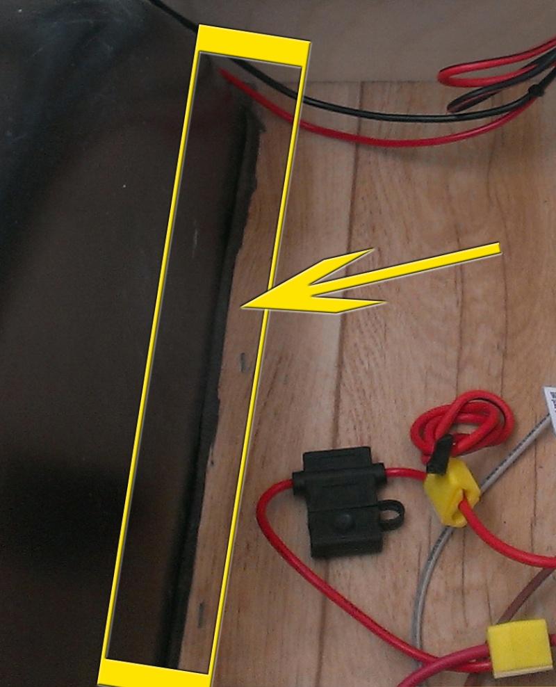 Branchement d'un onduleur au convertisseur électrique WFCO WF-8735P  Imag1523
