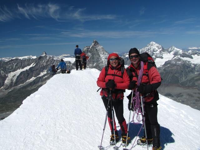 20100807 - ALPES ITALIANOS - BREITHORN ( 4.165 m.) 07ago110