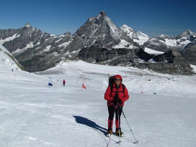 20100807 - ALPES ITALIANOS - BREITHORN ( 4.165 m.) 07ago119