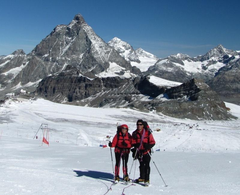 20100807 - ALPES ITALIANOS - BREITHORN ( 4.165 m.) 07ago120