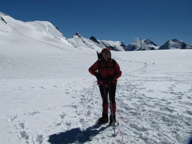 20100807 - ALPES ITALIANOS - BREITHORN ( 4.165 m.) 07ago123
