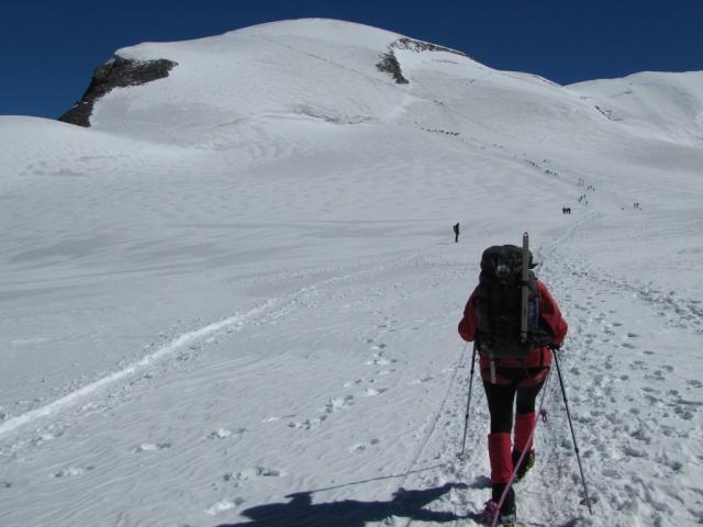 20100807 - ALPES ITALIANOS - BREITHORN ( 4.165 m.) 07ago125