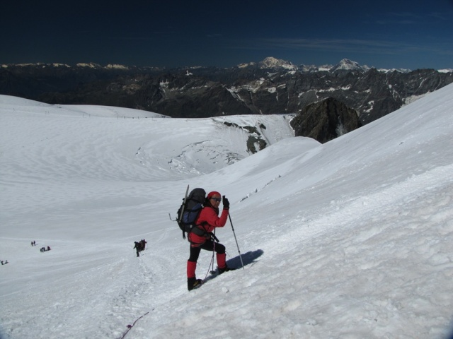 20100807 - ALPES ITALIANOS - BREITHORN ( 4.165 m.) 07ago131