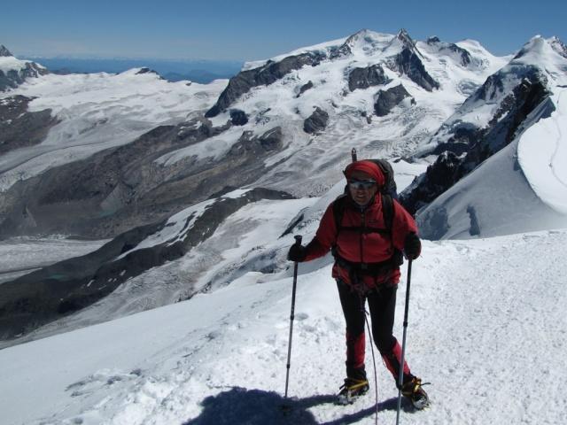 20100807 - ALPES ITALIANOS - BREITHORN ( 4.165 m.) 07ago138