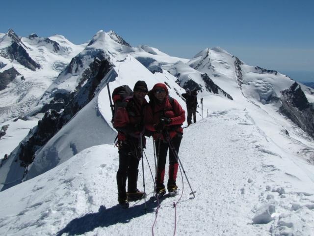 20100807 - ALPES ITALIANOS - BREITHORN ( 4.165 m.) 07ago139