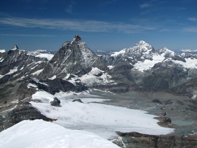 20100807 - ALPES ITALIANOS - BREITHORN ( 4.165 m.) 07ago140