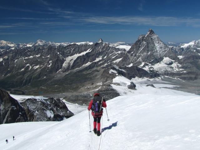 20100807 - ALPES ITALIANOS - BREITHORN ( 4.165 m.) 07ago143