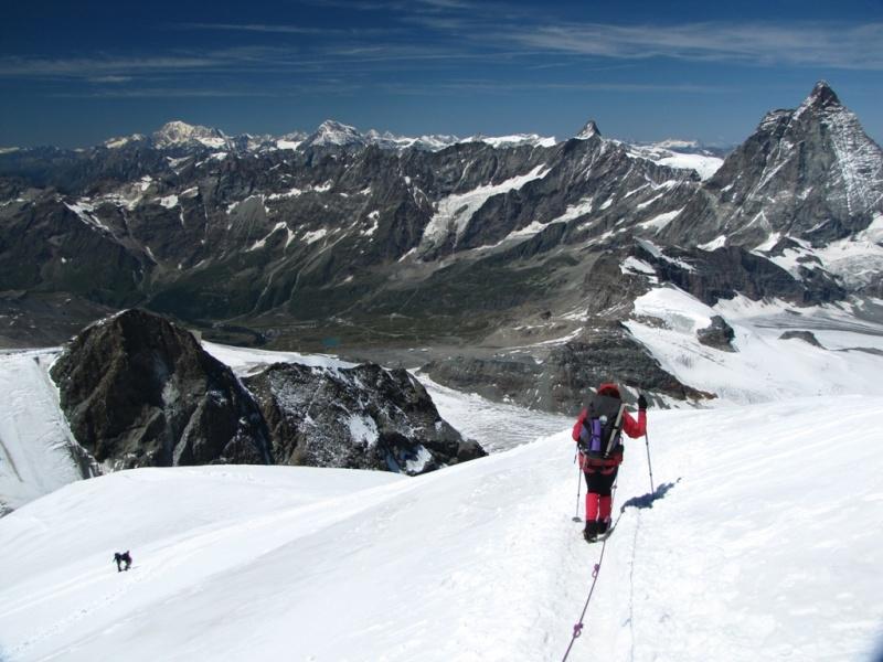 20100807 - ALPES ITALIANOS - BREITHORN ( 4.165 m.) 07ago144