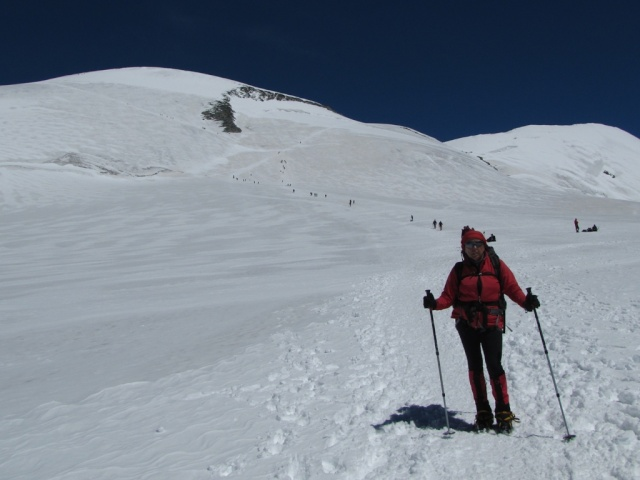 20100807 - ALPES ITALIANOS - BREITHORN ( 4.165 m.) 07ago146