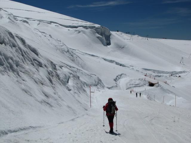 20100807 - ALPES ITALIANOS - BREITHORN ( 4.165 m.) 07ago149