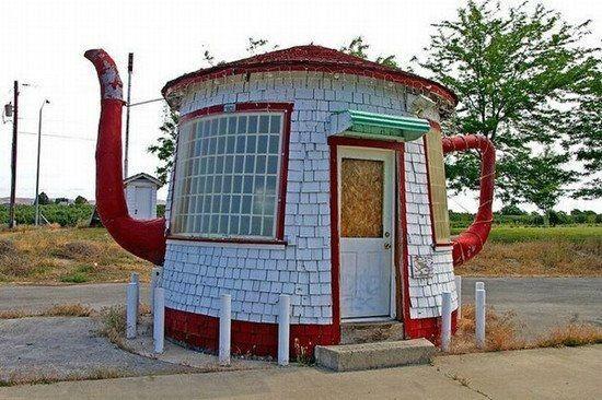 [Inspiration construction] Maisons réelles et réellement insolites Thy10
