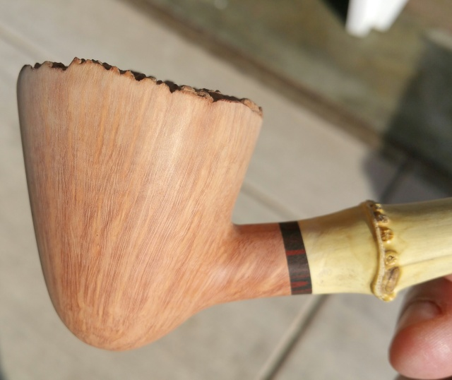 Freehand cherrywood sitter 20150310