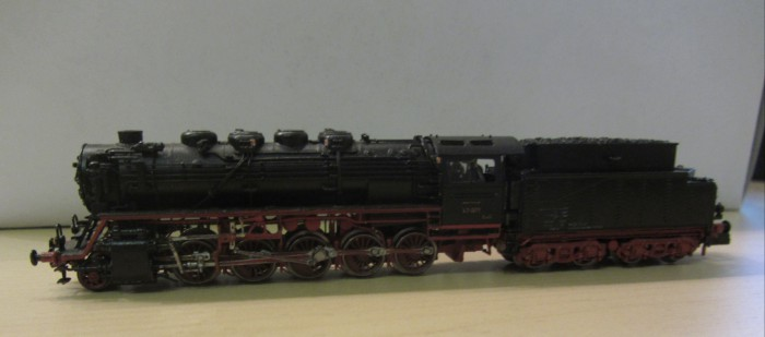 Lok 43 035 in Spur HO - eine Aufarbeitung Forum-17