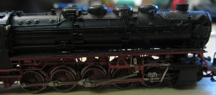 Lok 43 035 in Spur HO - eine Aufarbeitung Forum-19