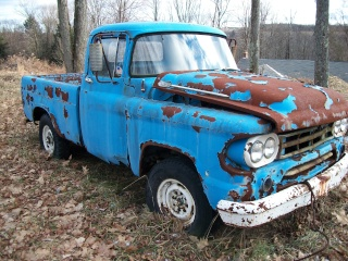 1966 Dodge Power Wagon W200 restoration. Pic_0510