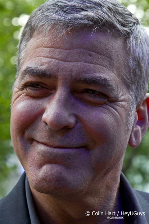 George Clooney at the Tomorrowland Premiere in London 17. May 2015 Gg13