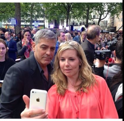 George Clooney at the Tomorrowland Premiere in London 17. May 2015 Gg310