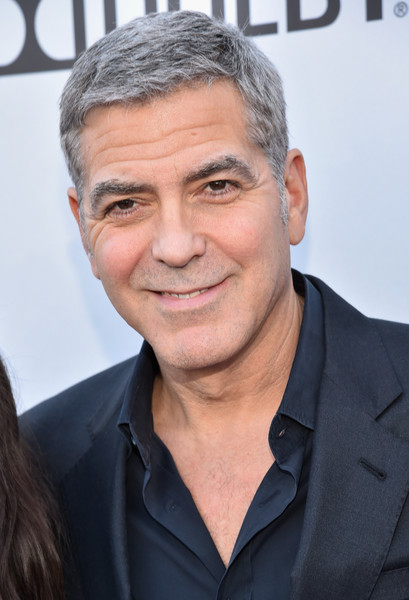 George Clooney at the TOMORROWLAND world premiere in LA Disneyland 9th May 2015 Hhh1110