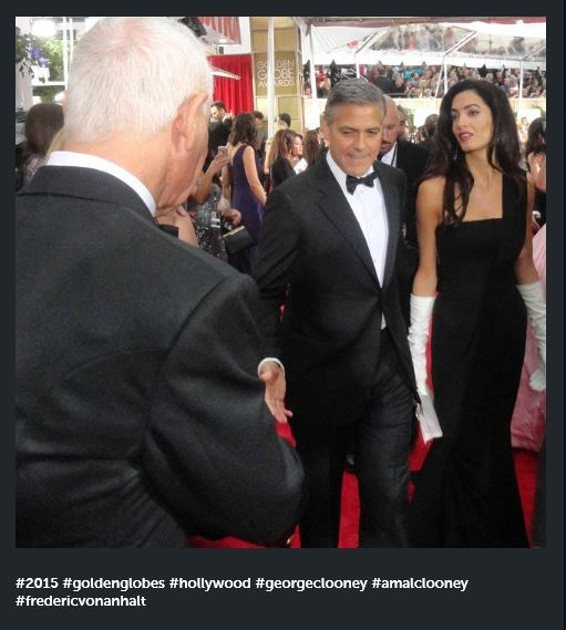 George Clooney at the Golden Globes January 2015 - Page 7 Prince10