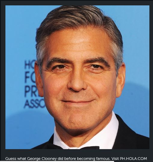 George Clooney at the Golden Globes January 2015 - Page 7 Rrr10