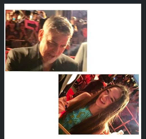 George Clooney at the Tokyo Tomorrowland Premiere 25th May 2015 Tt13
