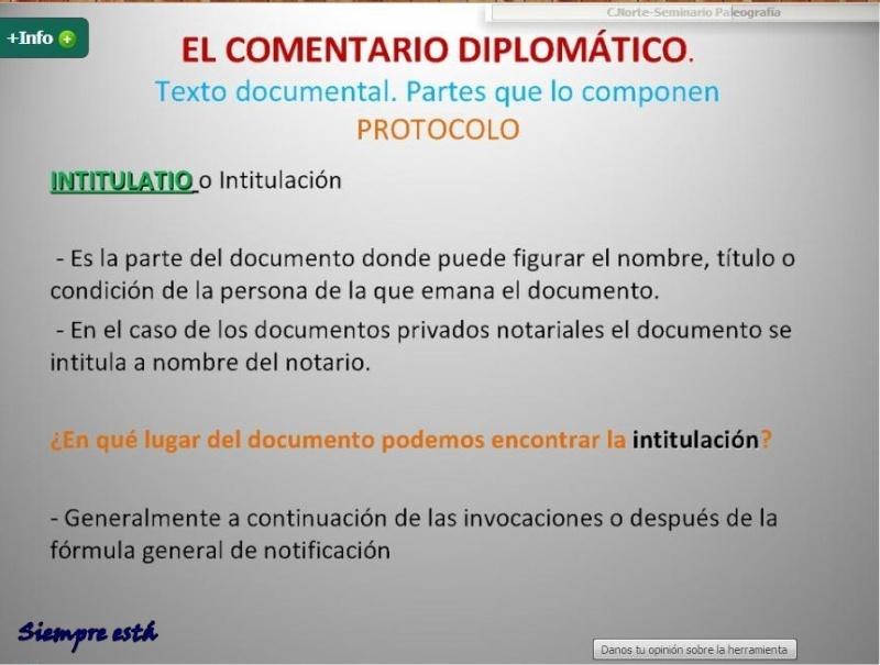 Como hacer un buen comentario diplomático Coment11