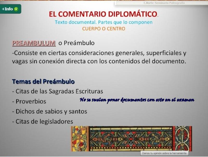 Como hacer un buen comentario diplomático Coment14