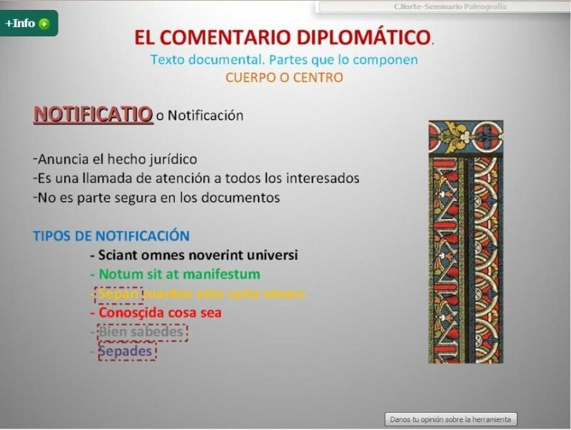 Como hacer un buen comentario diplomático Coment15