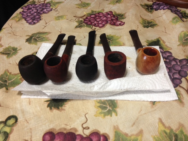 my mother picked me up some pipes Img_0310