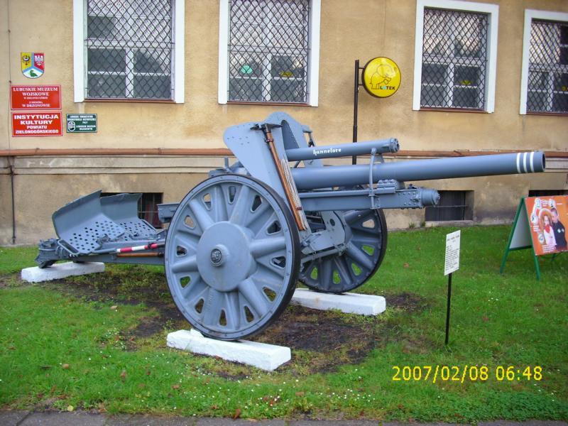 Lebuser Militärmuseum in Drzonów, Polen K800_d40